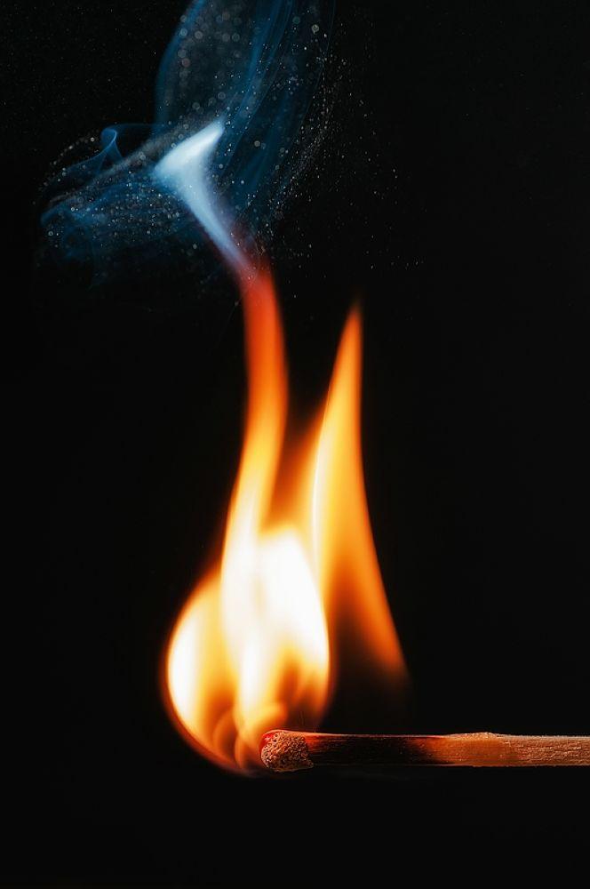 Photo in Random #fire #flame #match #feuer #flamme #streichholz