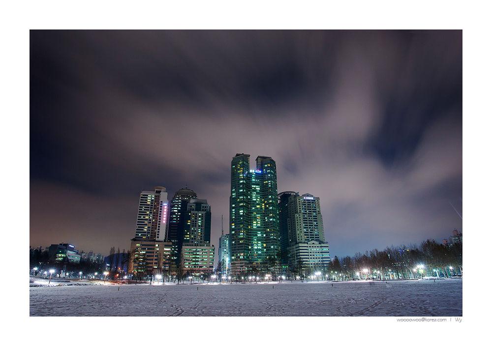 Photo in Random #winter #snow #seoul #boramae park