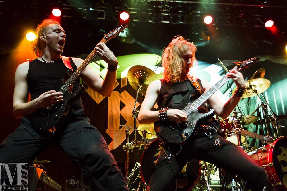 Photo in Random #live #show #metal #concert #013 #tilburg #rockportaal.nl #mss-photography.com #battle beast