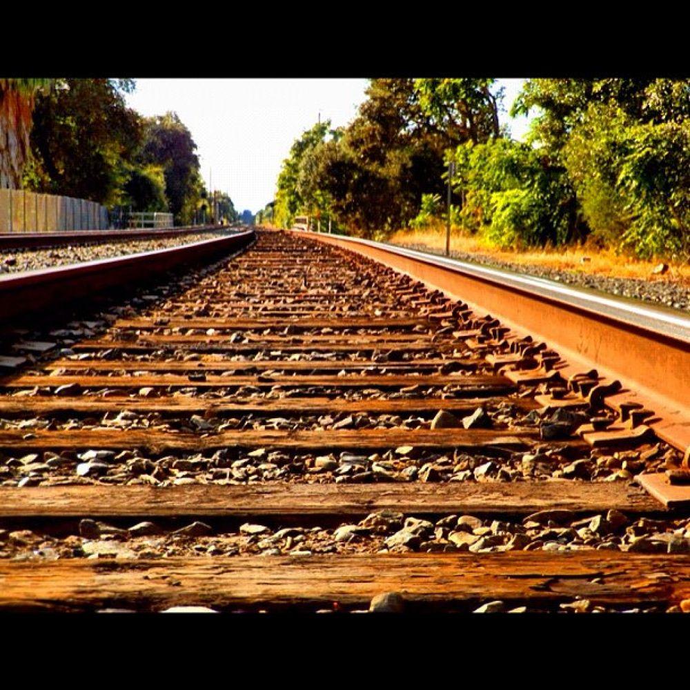 Photo in Random #youpic #train #railroad #traintracks