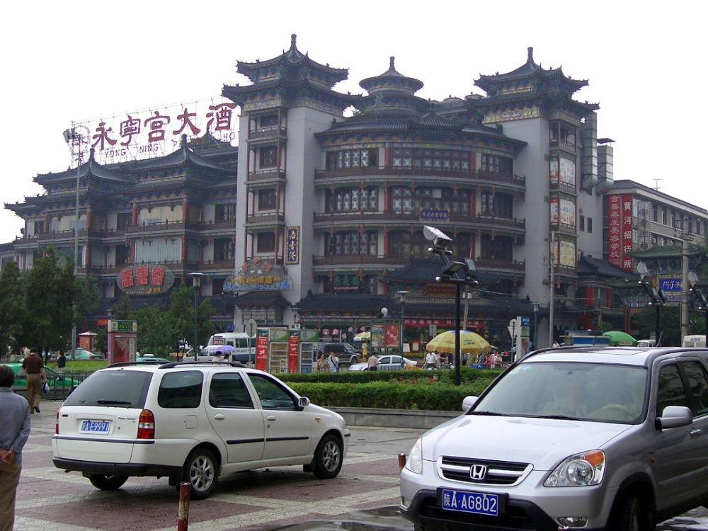 Photo in Random #xian city - by laowaichina