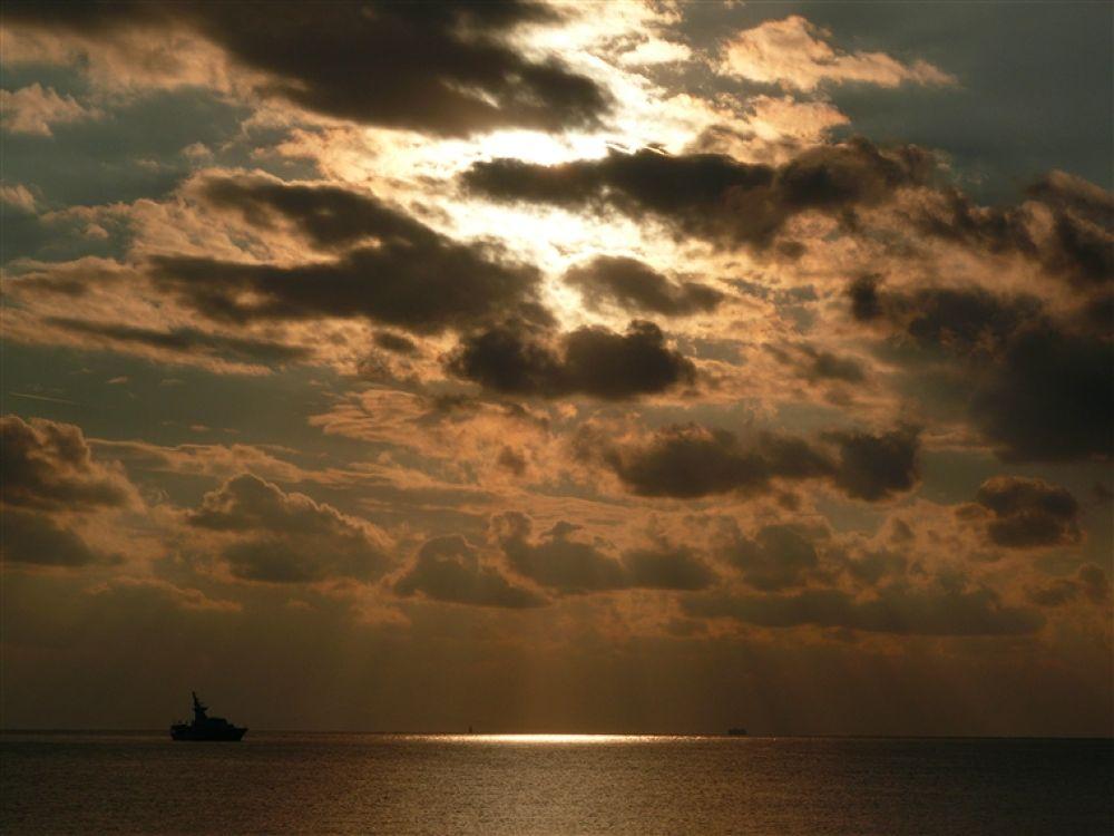 Photo in Random #island #- #sunset #tzia