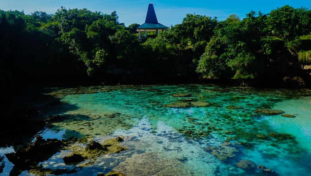 Photo in Random #blue #lagoon #beach #sea #indonesia #nature #random #landscape