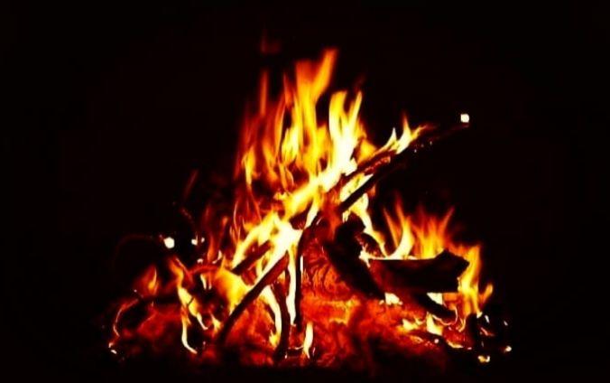 Photo in Random #fire red