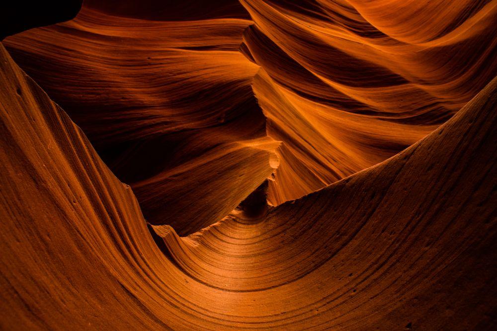Photo in Nature #antelope canyon #arizona #southwest #desert #page arizona #nature #curves