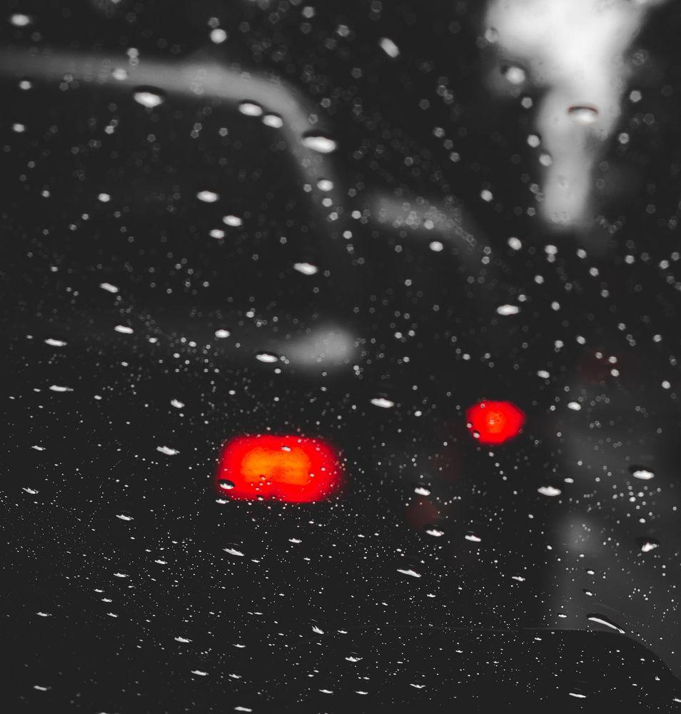 Photo in Random #lights #dark #red #city #urban #mexico