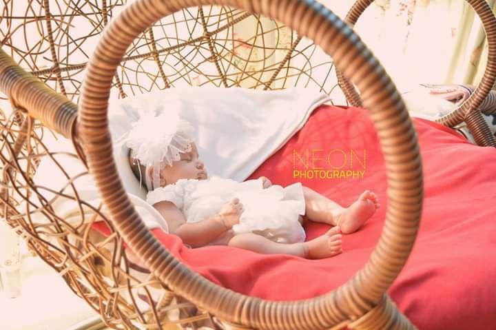 Photo in Random #baby #shoot #photography #neon