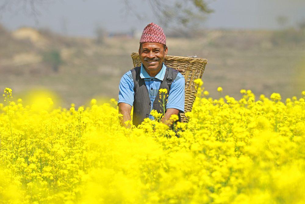 Photo in Random #farmer #youpic #dailylife #smile #portrait