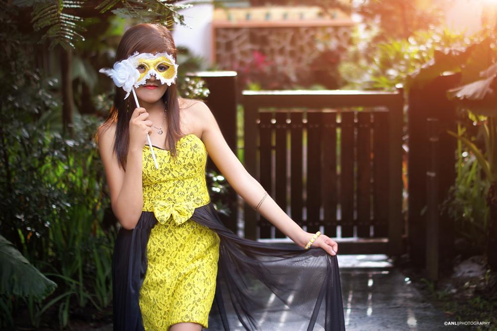 Photo in Fashion #18th birthday #pre debut #fashion #masquerade