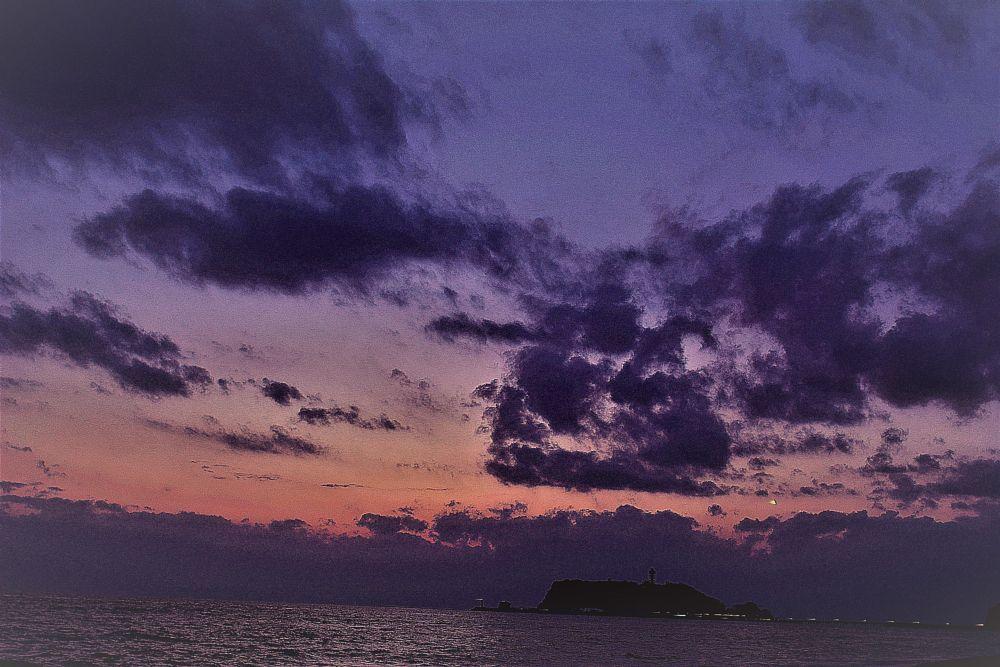 Photo in Nature #nature #island #sea #ocean #sky