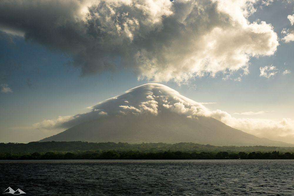 Photo in Travel #ometepe #nicaragua #travel #explore #adventure #chriseyrewalker #nica #trip #lake #lake nicaragua #volcano #concepcion