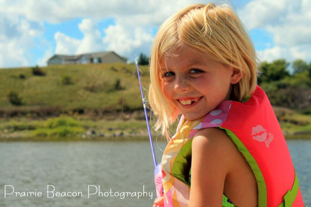 Photo in People #fishing #lake #children