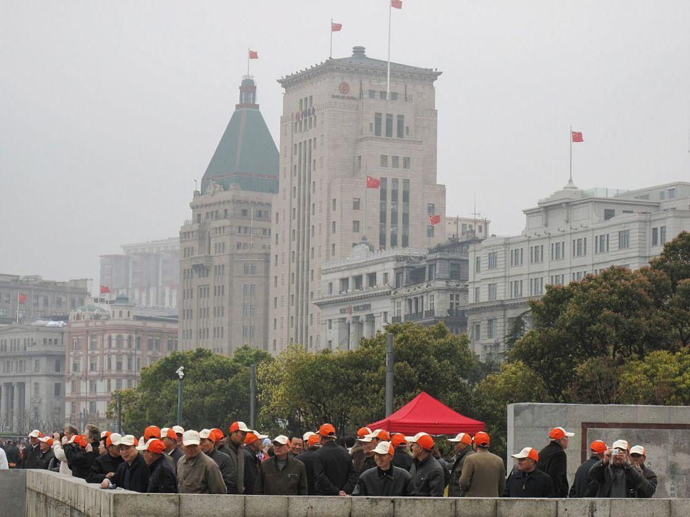 Photo in Cityscape #shanghai #bund #china