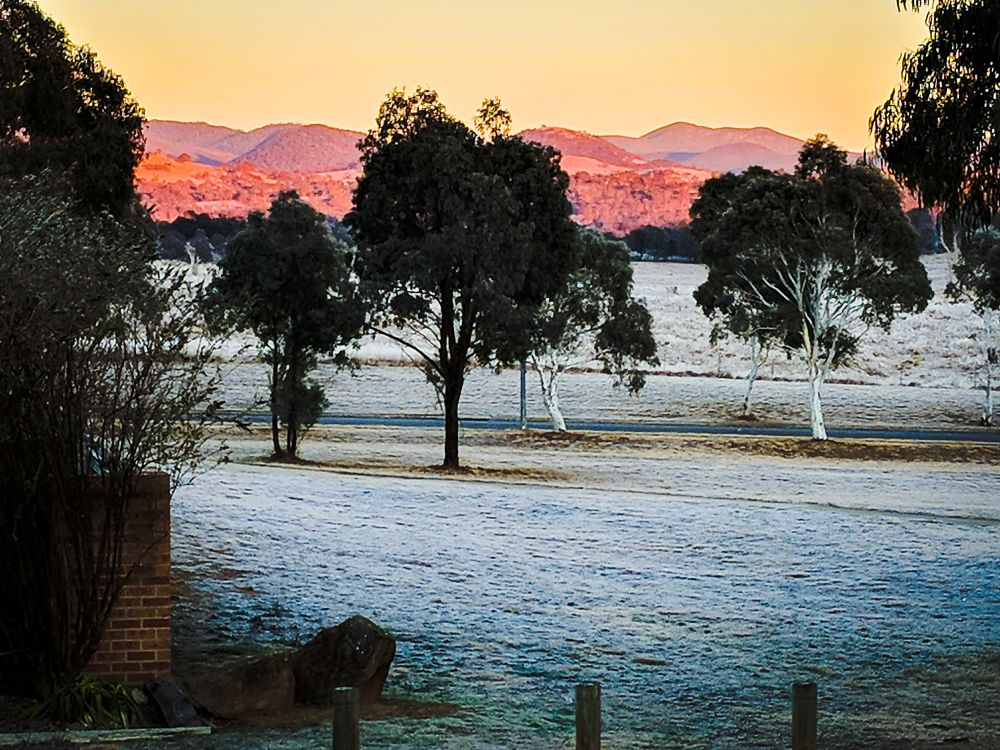 Photo in Landscape #frost scenery mountains bri