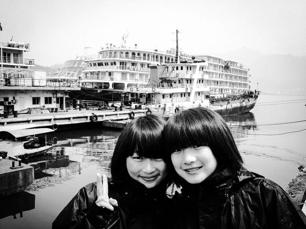 Photo in People #china #yangtse #youth