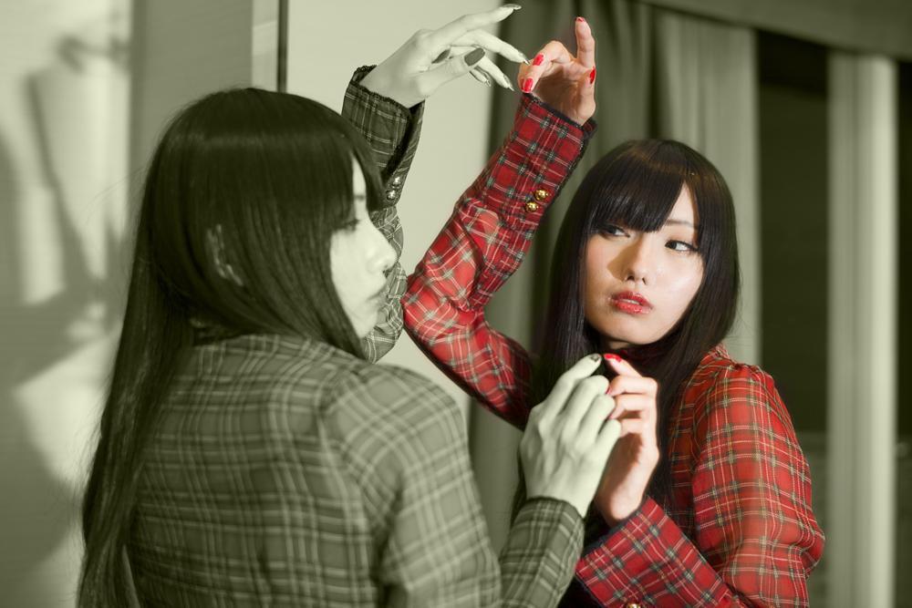 Photo in Portrait #mirror
