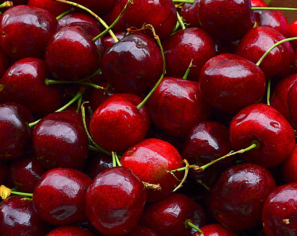 Photo in Food #fruits #cherry #red #big