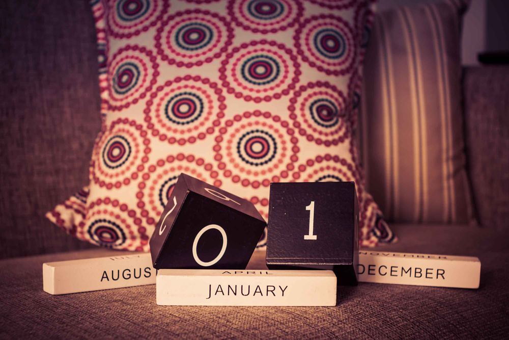 Photo in Still Life #new year #blocks #still life #bokeh