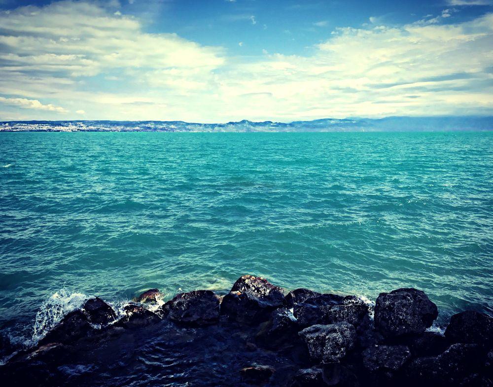 Photo in Landscape #nature #sky #sun #summer #beach #beautiful #pretty #sunset #sunrise #blue #clouds #beauty #light #cloudporn #photooftheday #love #skylovers #weather #mountains