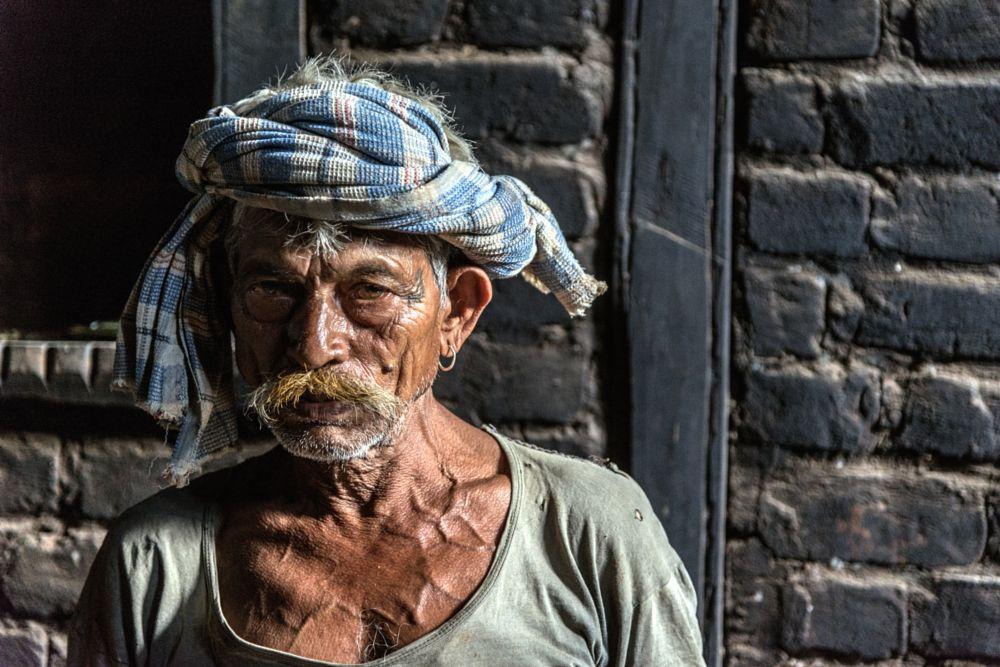 Photo in People #gujarat #india #people