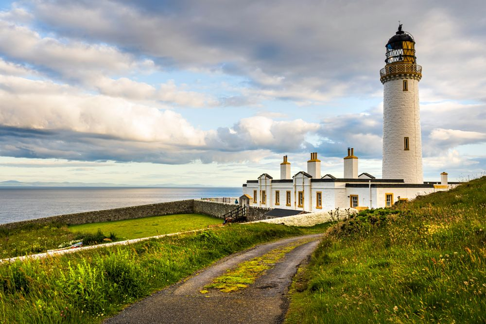 Photo in Landscape #mull #of #galloway #kintyre #scottish #scotland #borders #don #alexander #lumsden #landscape #lighthouse #uk