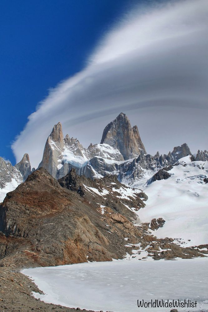 Photo in Landscape #fitzroy #patagonia #argentina