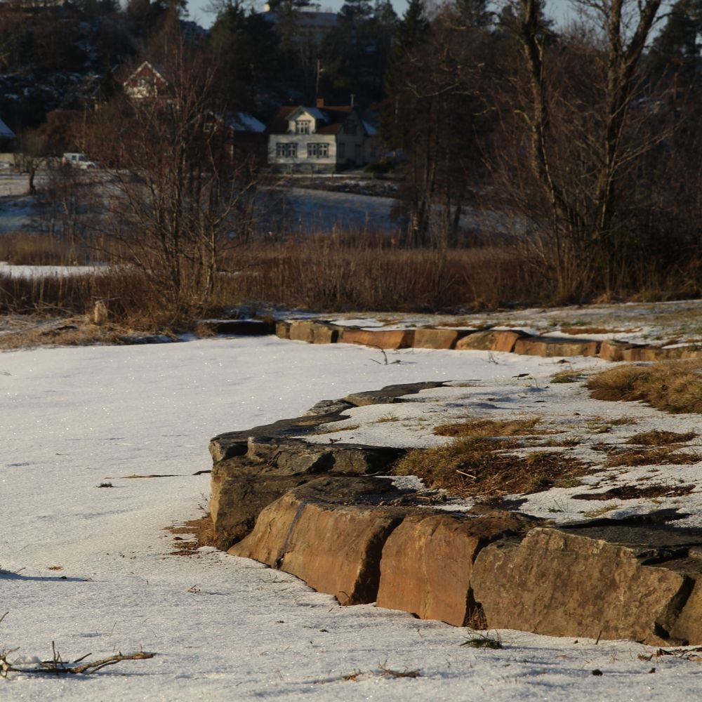Photo in Nature #depth #snow #frozen #winter #landscape #perspective #nature