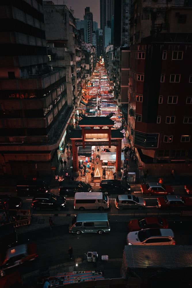 Photo in Random #hong kong #street #night #urban #travel