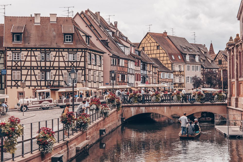Photo in Architecture #colmar #france #french #europe #european #eu #european union #architecture #architectural #travel #travels #travelling #travel photography #city #town #village