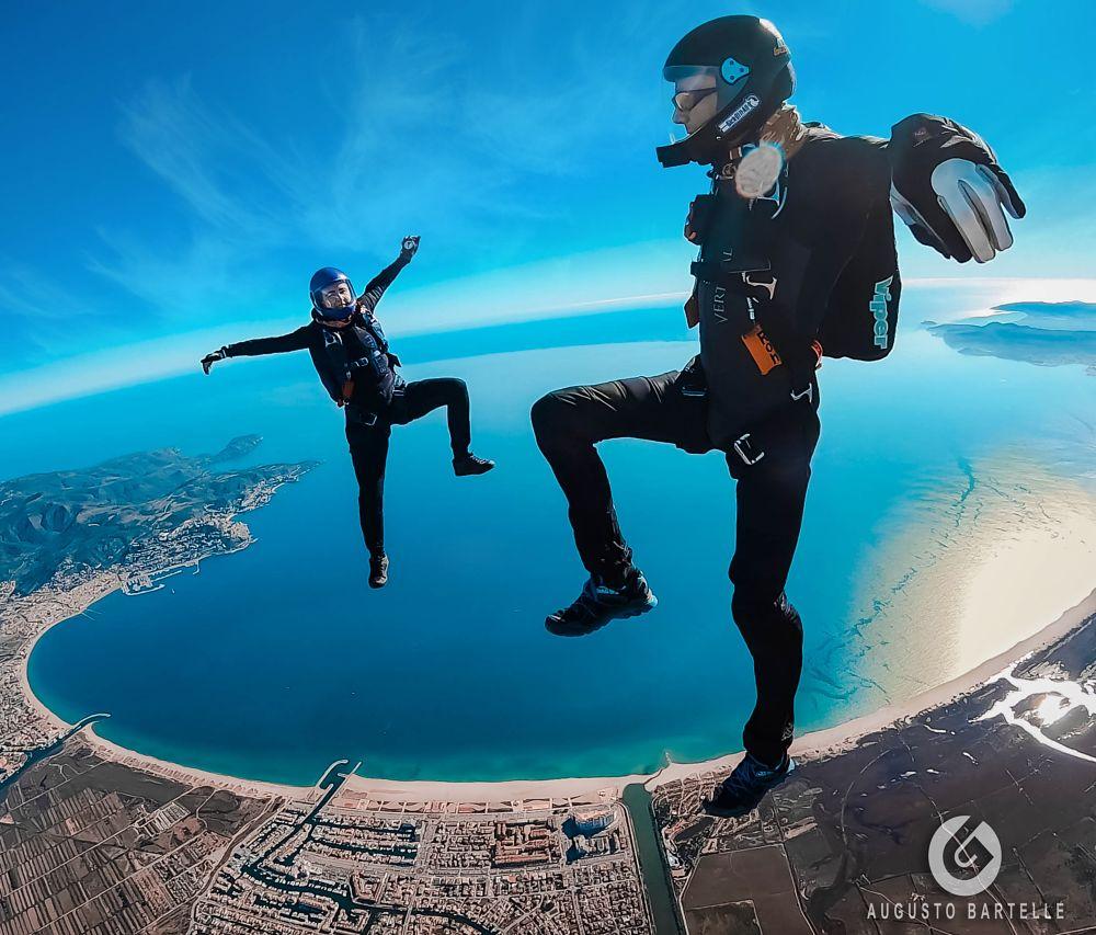Photo in Sports #travel #nature #photooftheday #landscapephotography #adventure #skydiving #skydive #skydiver #naked #parachute #free #freefall #pocoftheday #gopro #sky #ocean #love #creativity #photo #photographer #spain #girona #empuriabrava
