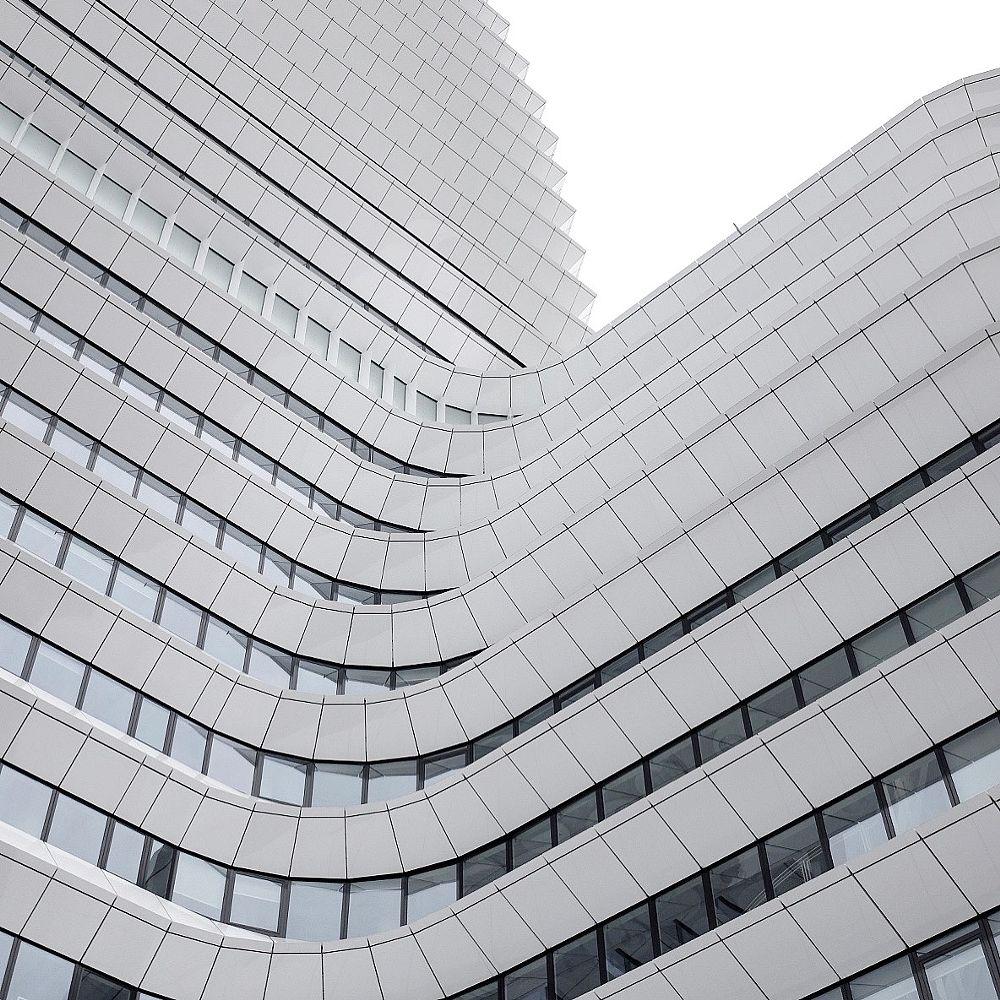 Photo in Architecture #minimal #minimalism #architecture #buildings #minimalist #white #groningen #thenetherlands #fujifilm