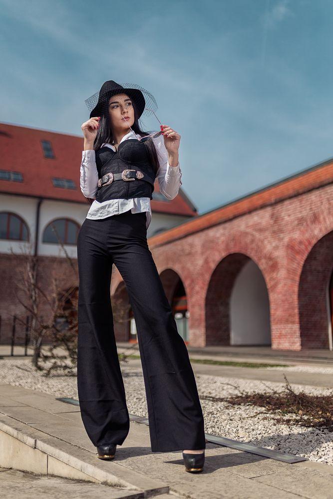Photo in Random #fashion #girl #street #urban #city #timisoara #carretta #phcarretta #romania