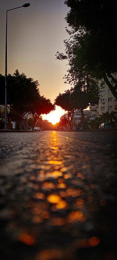Photo in Random #sunrise sunset nature photo