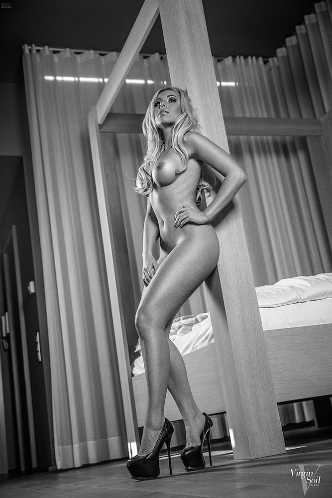 Photo in Nude #nude #playmate #glamour #lefu #lefuphoto