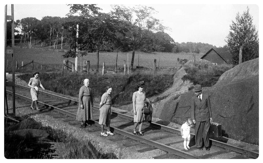 Photo in Random #people #railroad