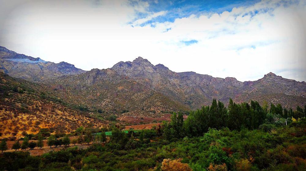 Photo in Landscape #landscape #mountains #chile