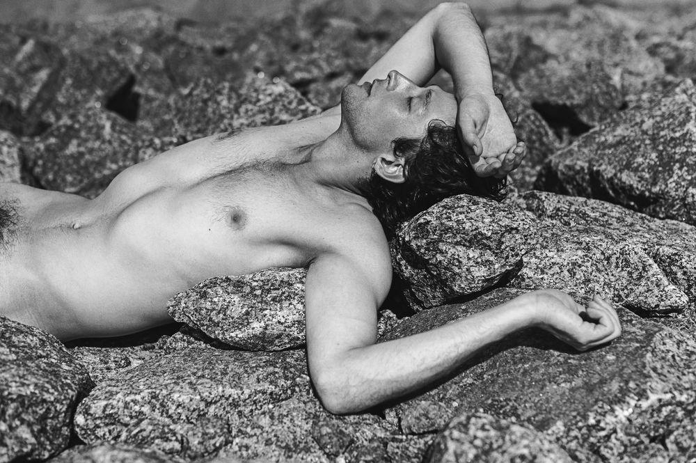 Photo in Nude #boy #men #art
