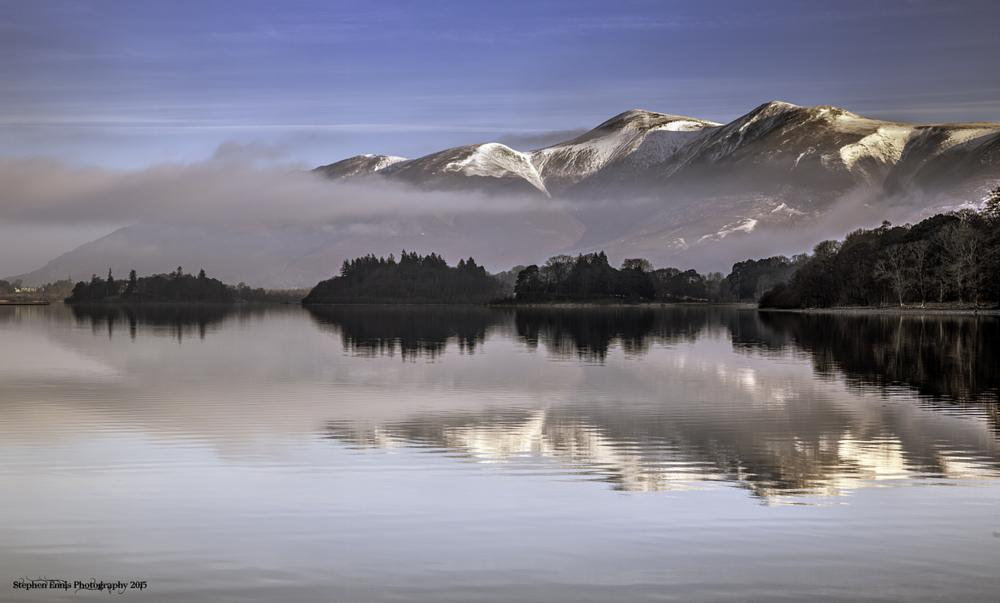 Photo in Landscape #stephen ennis photography #inshotimages #landscape #lake district #keswick #cumbria #skiddaw #mountain #canon
