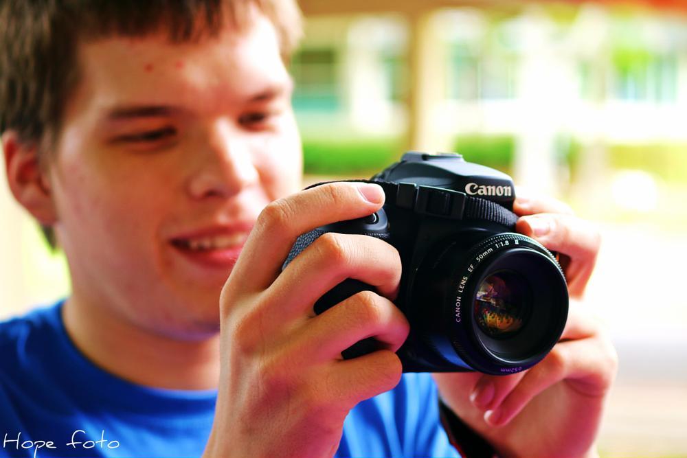 Photo in People #portrait #model #camera