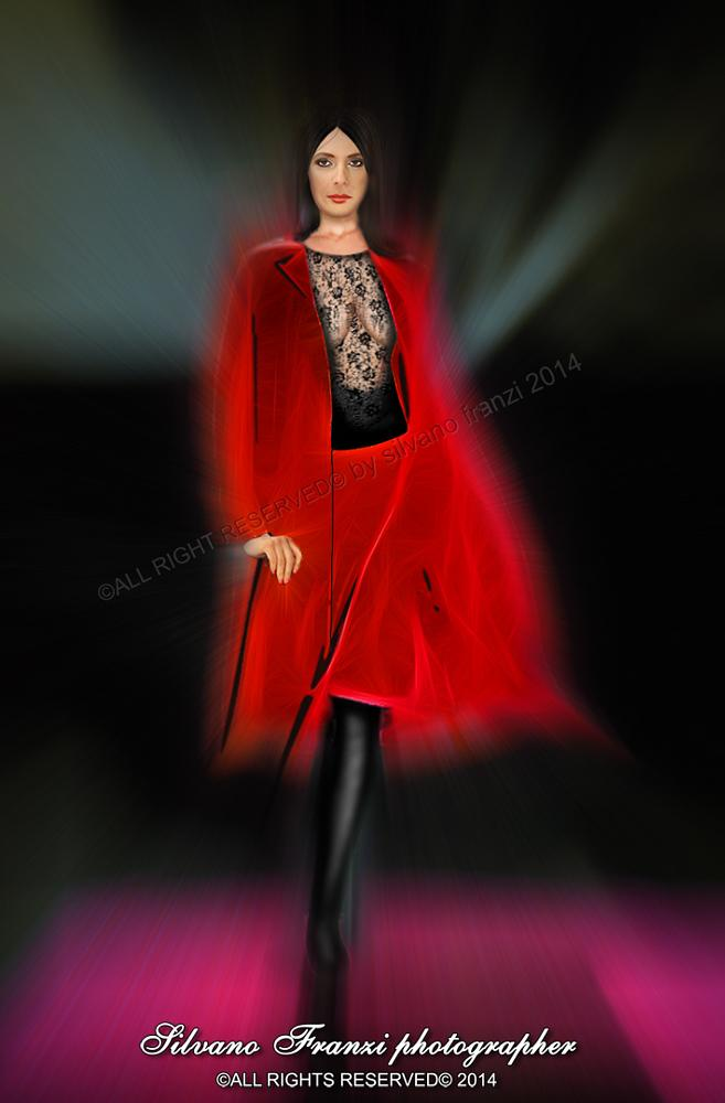 Photo in Fashion #fashion #model #woman #nikon #zooming #post_production