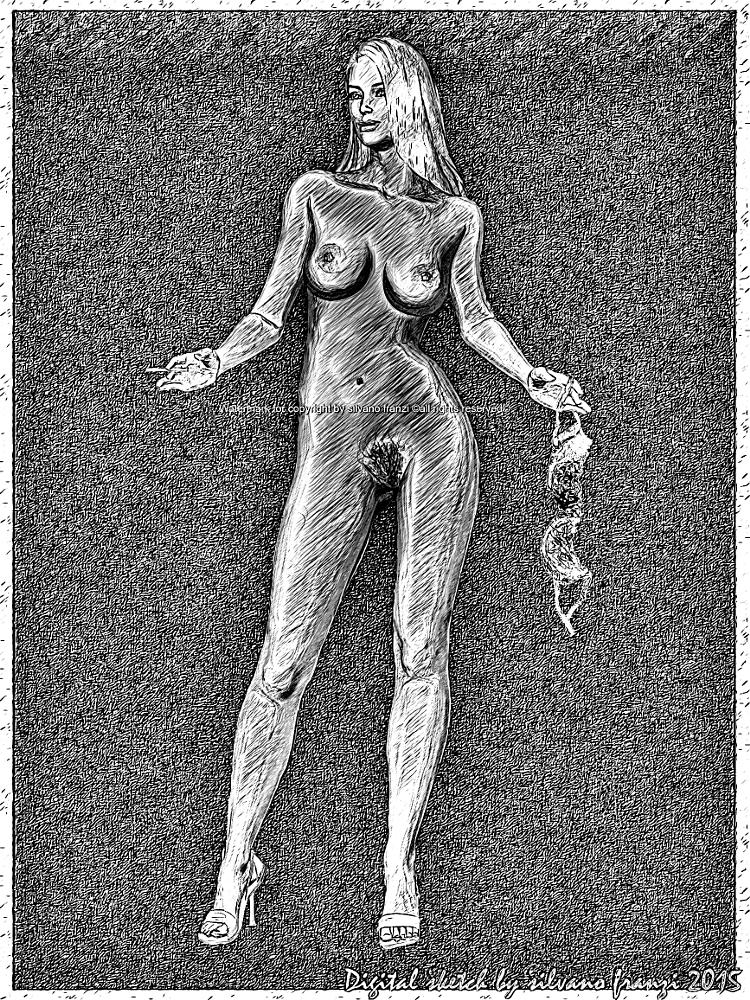 Photo in Fine Art #hdr #fineart #nude #digitalart #sexy