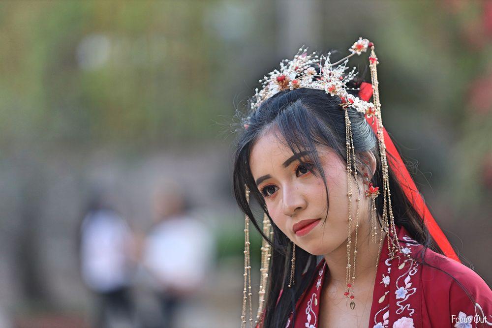 Photo in Random #focus out #young girl #girl #hong kong