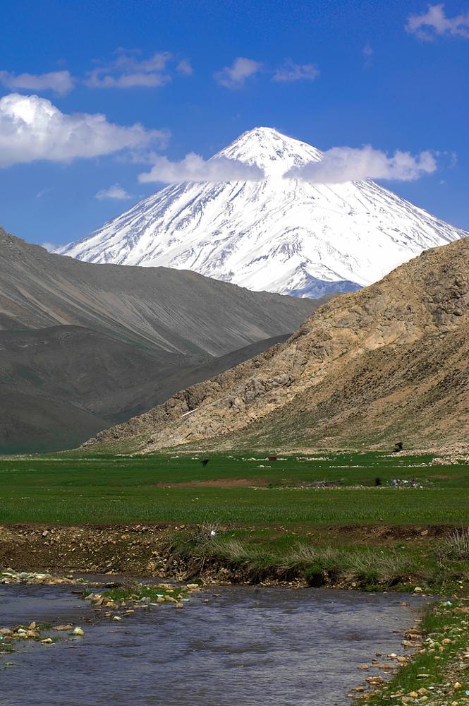 Photo in Landscape #iran #mountain #persian mythology #visitcontest