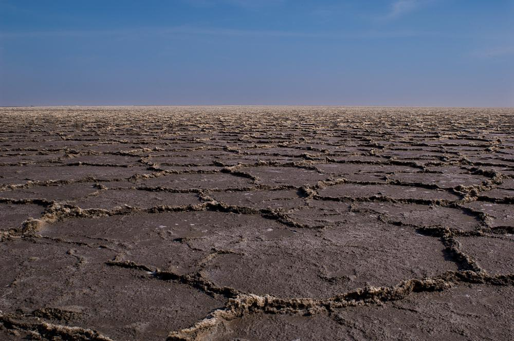 Photo in Landscape #iran #qom #hoz-e soltan salt lake #salt