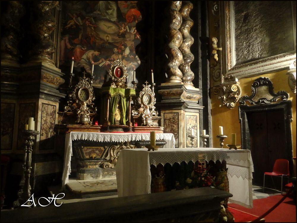 Photo in Interior #church interior #nice #france