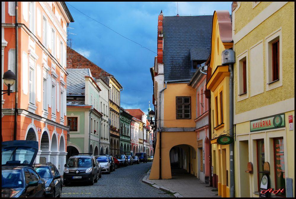 Photo in Street Photography #ceske budejovice #street