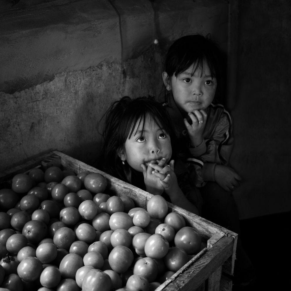Photo in Black and White #fine art #childreen #fine artblack and white #human