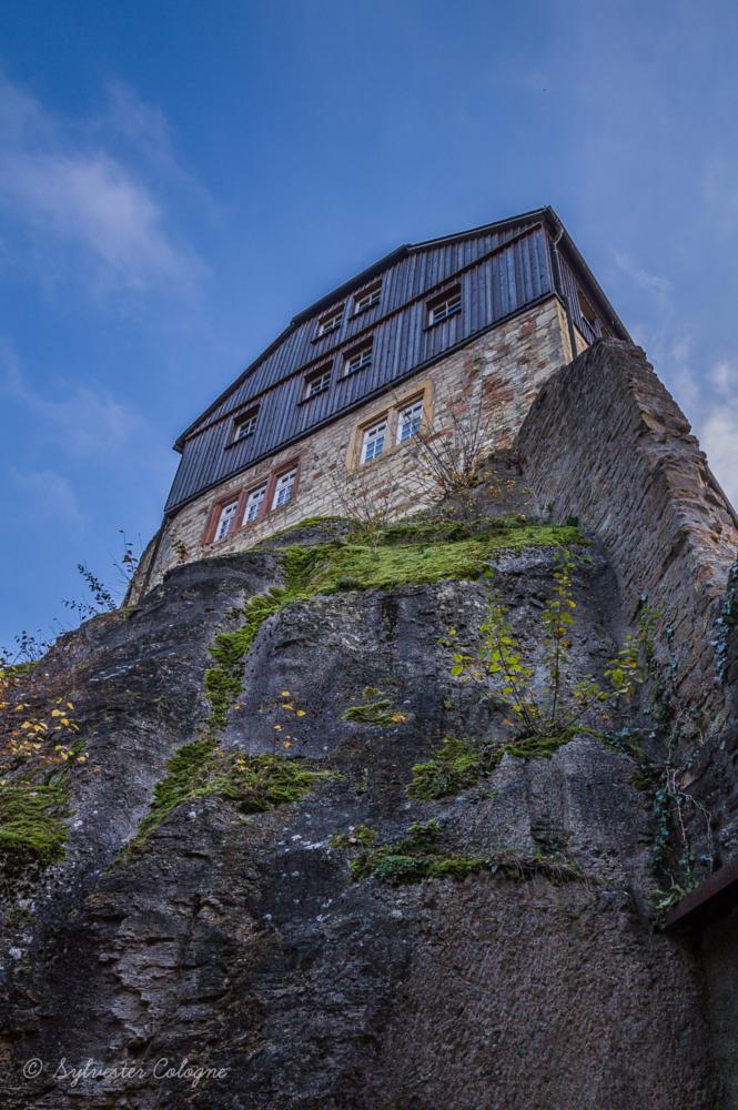 Photo in Architecture #castle #waldeck #edersee #hessen #rock #building