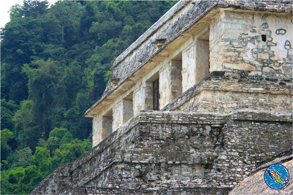 Photo in Travel #palenque #pakal #chiapas #inscriptions #maya #mexico