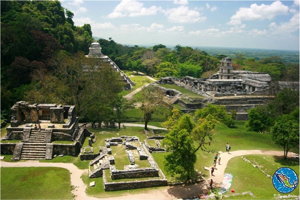 Photo in Travel #palenque #chiapas #mexico #maya #archaeology